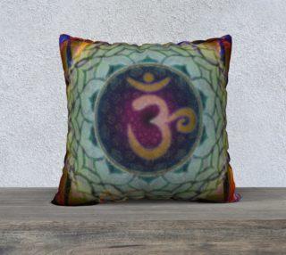 Crown Chakra Pillow preview