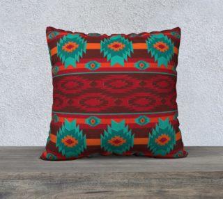 ethnic navajo treibal seamless pattern preview