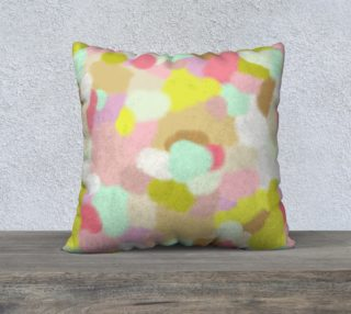 Wallflowers 22 inch Pillow Case preview