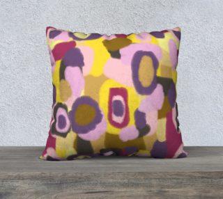 Purple Rain, Cherry Moon 22 inch Pillow Case preview