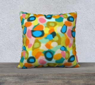 Color Cantata 22 inch Pillow Case preview