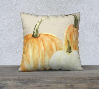 Aperçu de Pumpkin Decor Pillow