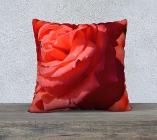 Aperçu de La Vie en Rose Pillow Case