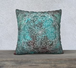Aperçu de Hippie Mandala Pattern Design