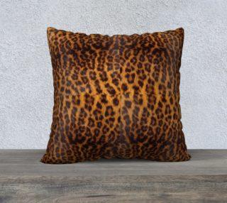 Aperçu de SAFARI Leopard-Background 22x22