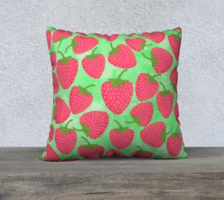 Strawberry Sweet in Green preview