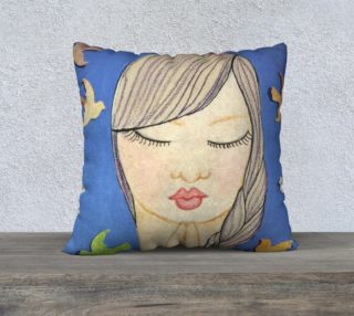 Aperçu de Pray Pillow 22x22