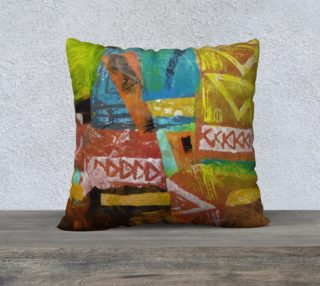 Ireland Colors Pillow preview