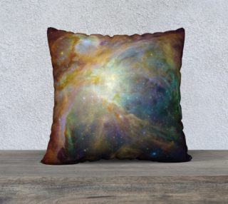 Orion Nebula Geek Stars Constellation preview