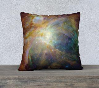 Aperçu de Orion Nebula Geek Stars Constellation