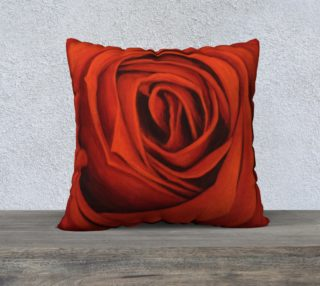 """Seeing Red 22""""x22"""" Pillow Case preview"""