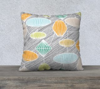 Mid Century Modern Lampshades preview