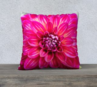 hot pink dahlia preview