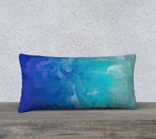 Aperçu de Blue I So Hope 24 x 12 Pillow Case