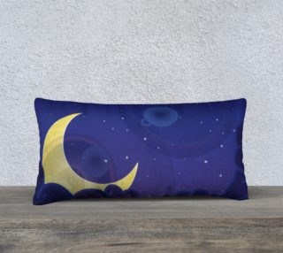 Good Night Sweet Dreams Pillow Case 24x12 preview