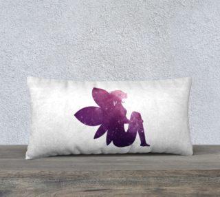 Purple Fairy 24 x 12 Pillow Case preview