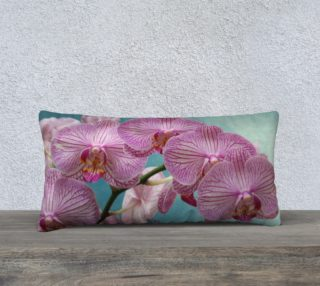 Purple Orchid 24 x 12 Pillow Case preview