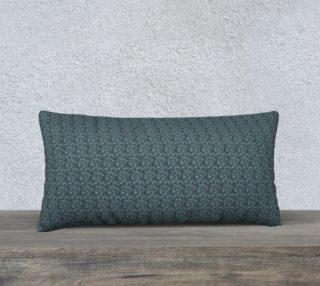 Aperçu de Confusion Setting In 24 x 12 Pillow Case