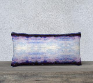 Aperçu de Purple Lumbar pillow