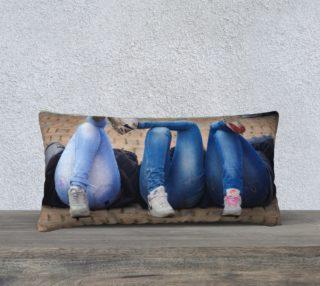 Aperçu de Trois paires de jeans / Three Pairs of Blue Jeans