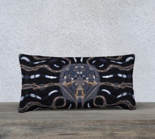 Official Goth/Cosplay-Symbol Pillow Case preview