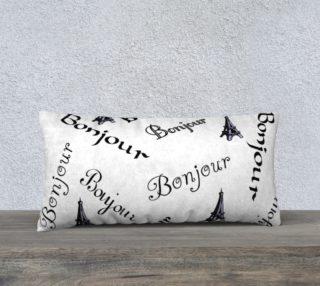 Bonjour Pillow Case Style2 preview