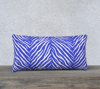 Zebra Indigo preview