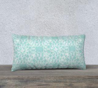 Aperçu de Lace mandala on greyish green