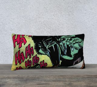 WC01 Horror Pillow 02 (24x12) preview