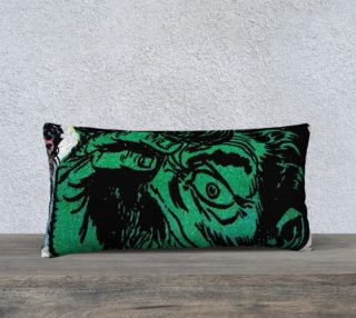 Aperçu de WC01 Horror Pillow 05 (24x12)