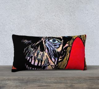 Aperçu de WC01 Horror Pillow 06 (24x12)