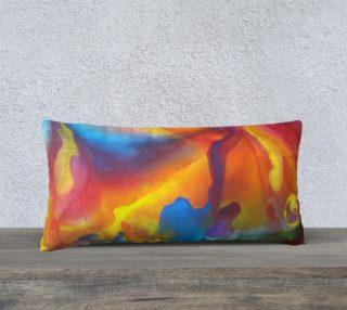 Summer Swirl Pillow Long preview