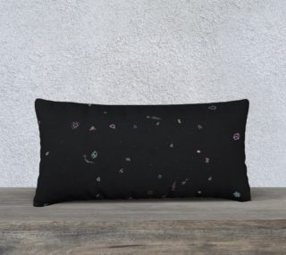 Cosmic (24x12 Pillow) preview