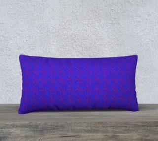 Aperçu de Large Lumbar Pillow Case Inspired by Whirlaway