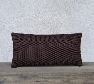 Aperçu de Large Lumbar Pillow Case Inspired by Affirmed