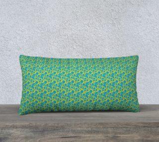 Aperçu de Large Lumbar Pillow Case Inspired by Am Pharoah