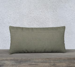 Aperçu de Large Lumbar Pillow Case Inspired by Seattle Slew
