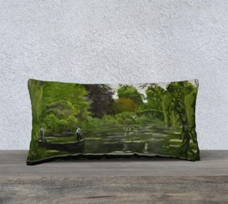 "Monet Pillow Talks III-24""x12"" Pillow Case preview"