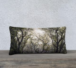 "Out of the Darkness III-24""x12"" Pillow Case preview"