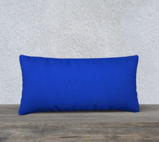 Persian Blue Pillow Case preview