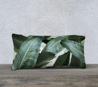 Banana Leaf Swaying Palm - lumbar preview
