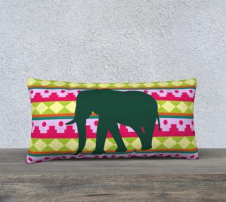 Aperçu de The Turquoise Elephant