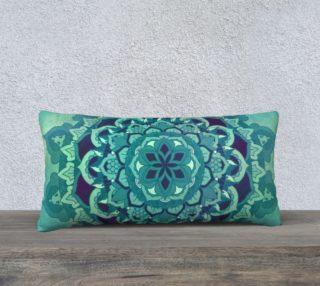Aperçu de Green Mandala Design