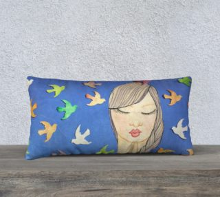 Aperçu de Pray Pillow 24x12