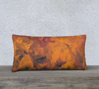 Sunset Flowers Pillow Case Style2 preview