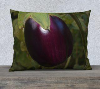 Purple Eggplant Pillow Case 26x20 preview