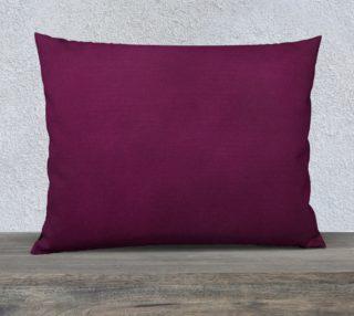 Just Purple Pillow Case 26x20 preview