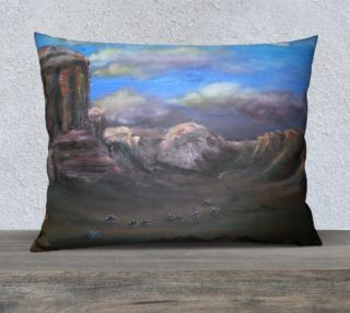 southwest canyon pillow case 26+20 preview