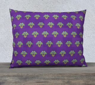 Aperçu de The Diamond Life 26 x 20 Pillow Case