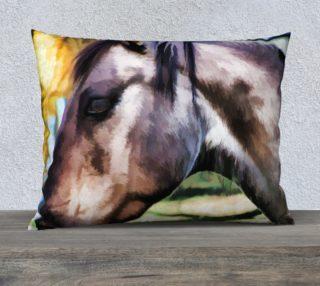 Aperçu de Profile of a Horse